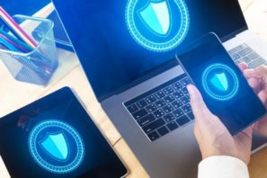 Ochrana koncových bodů aendpointů vpočítači tabletu atelefonu